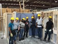 Former Pre-Apprentices Enter Full-time Union Carpenter Apprenticeship Program