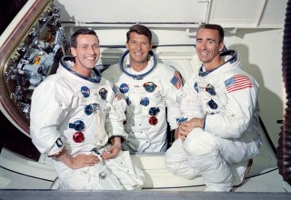The Crew of Apollo 7