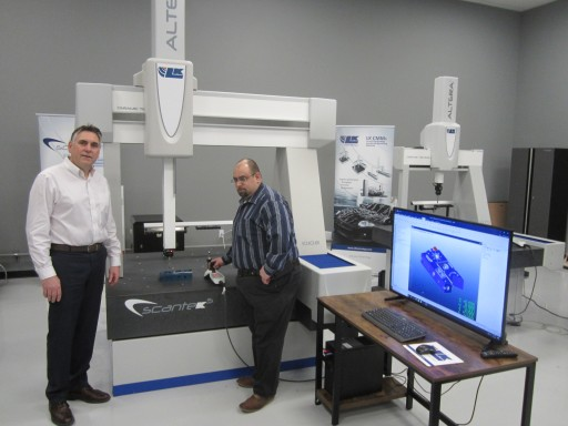 LK Metrology Launches New CMM Measurement Services Department