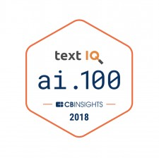 CB Insights has named Text IQ to the AI 100, a prestigious ranking of the 100 most promising private artificial intelligence companies in the world.