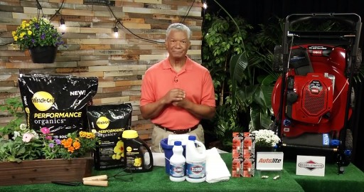Joe Washington Shares Home and Garden Tips for Spring on Tips on TV Blog