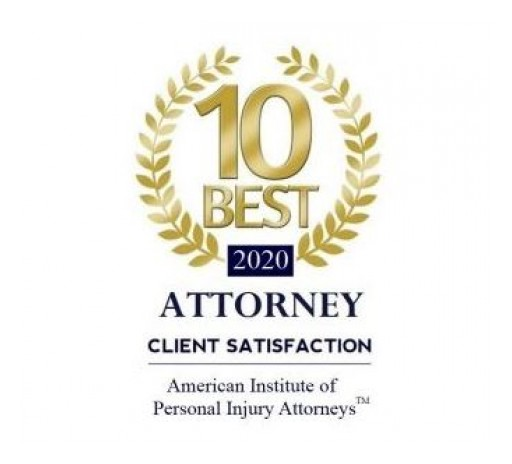 Stewart Guss Has Been Nominated and Accepted as a 2020 AIOPIA's 10 Best in Texas for Client Satisfaction