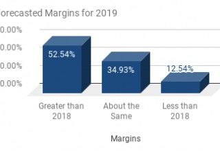 Forecasted Margins For 2019