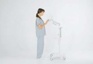 Tryten® Nova® Pro as standing telehealth endpoint for rounding, entry and more