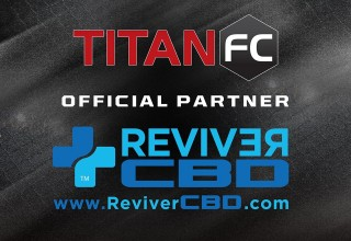 TItan FC Official Partner of Reviver CBD
