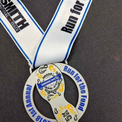 Local Businesses Support Towing Industry 5K Debut