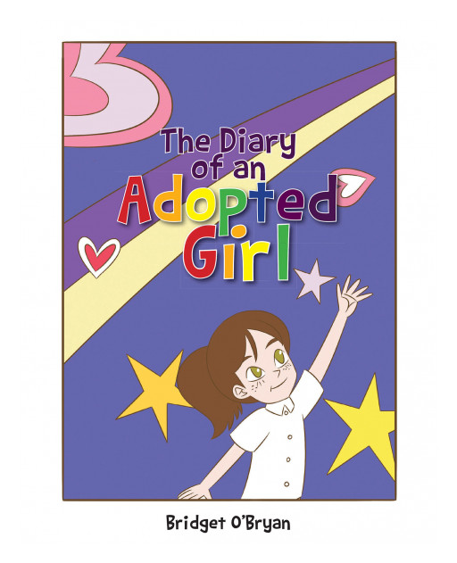 Author Bridget O'Bryan's New Book 'The Diary of an Adopted Girl' is an Encouraging Story About a Little Girl's First Day of First Grade