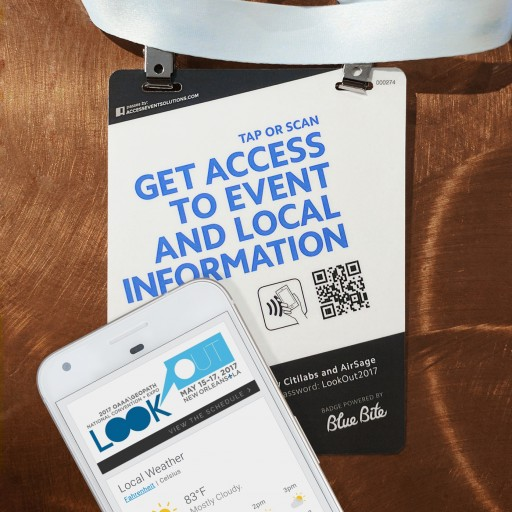 Outdoor Advertising Association Partners With ACCESS Event Solutions and Blue Bite to Introduce Smart Badges at National Convention