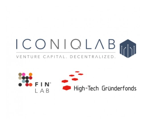 Iconiq Holding Closes a Seven-Figure Financing Round as FinLab Increases Its Stake and Germany's Largest VC, High-Tech Gründerfonds, Invests