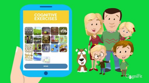 CogniFit for Families: Brain Games and Brain Training from CogniFit