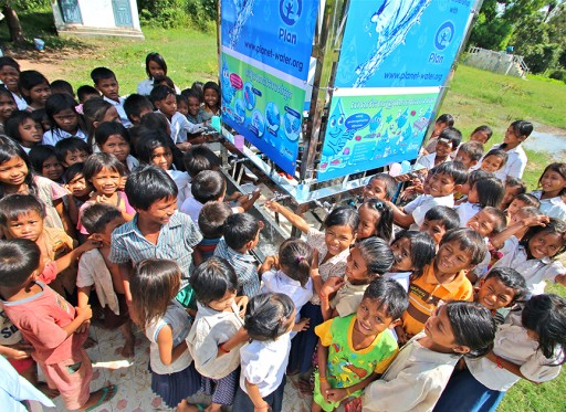 Planet Water Foundation Leads World Water Day With Project 24 Event That Will Provide 24 Clean Water Systems to 24 Communities in Five Countries