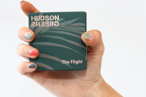 Launch of New Product Places Hudson Greens at the Forefront of CBD Consumer Education