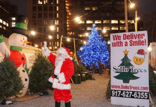Santa Visits Every Weekend
