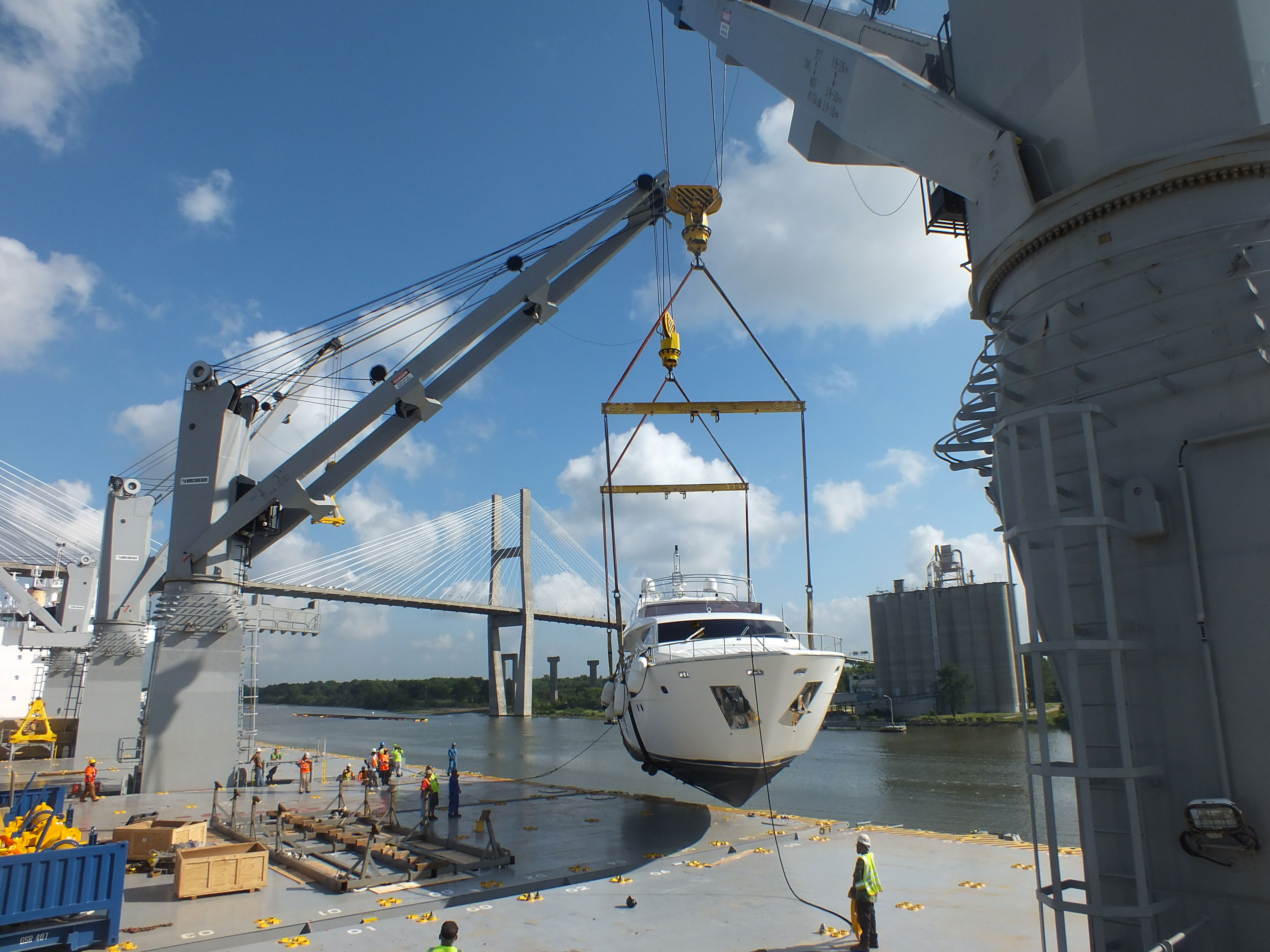 Seven Seas Yacht Transport Announces Special Sailings to ...