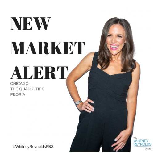 Emmy Nominated The Whitney Reynolds Show Announces New Market on PBS