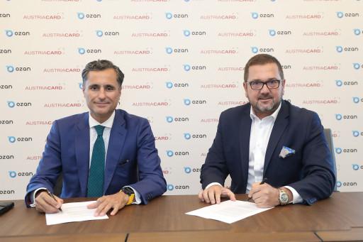 Ozan Elektronik Para and AUSTRIACARD Join Forces to Introduce 'Ozan Card'