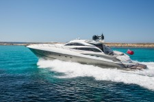 Sunseeker Predator 75 'Ice Bee'