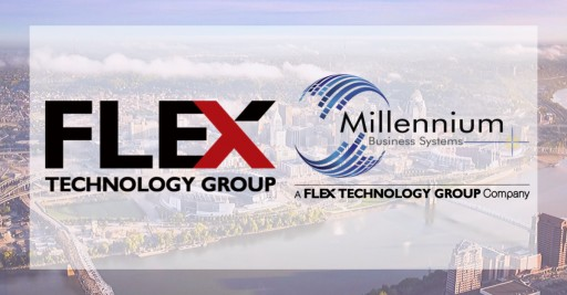 Flex Technology Group Adds Millennium Business Systems to Further Strengthen Midwest Presence