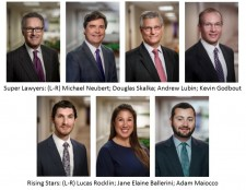 NPM Connecticut Super Lawyers 2018