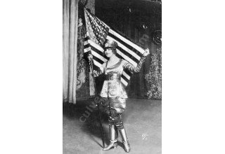 Kay Laurell, Ziegfeld Follies 1918