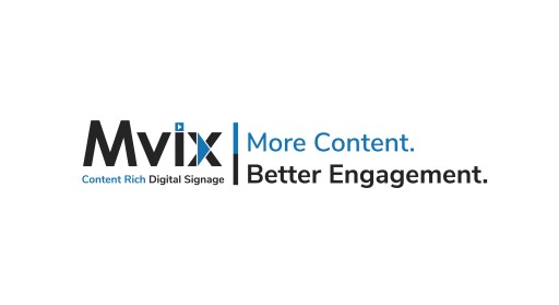 Mvix to Showcase Digital Signage Solutions for Integrators at InfoComm 2019