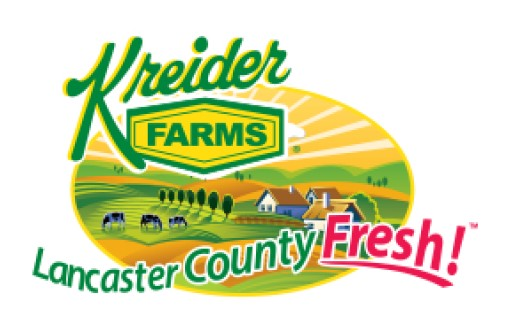 Kreider Farms Releases Video Product Tour at Giant Food Stores
