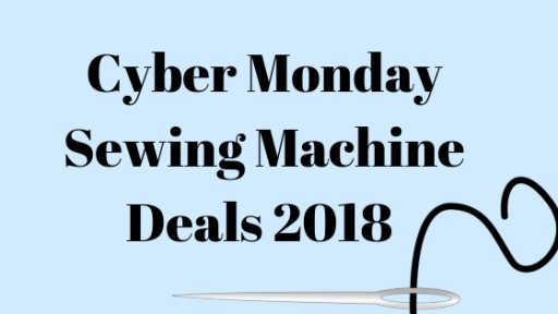 Best Cyber Monday Sewing Machine Deals 40 Brother Singer Janome Enchanting Sewing Machine Cyber Monday
