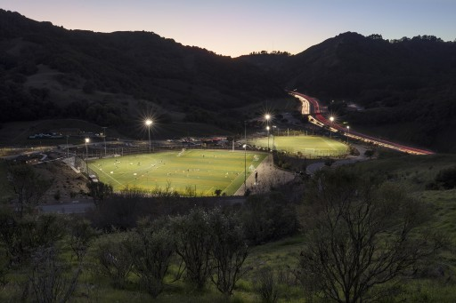 Summer of Fun in Store for Orinda Residents as Ballfields  and Art + Garden Center at Wilder Near Completion