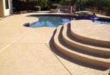 acrylic coating pool deck repair in mesa az