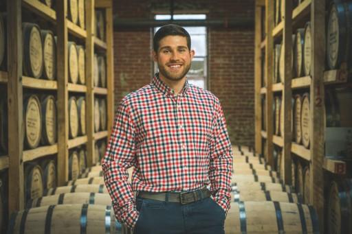 Kentucky Peerless Names Caleb Kilburn Master Distiller