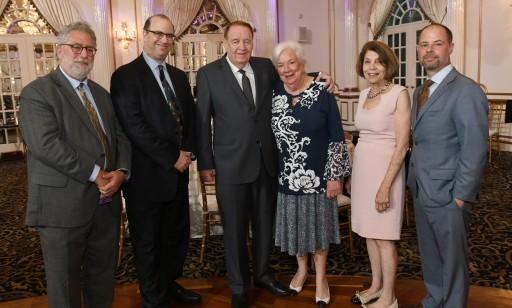 Senator Richard Codey Addresses JCHC Annual Dinner