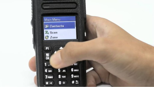How to Configure Languages in a MOTOTRBO Radio