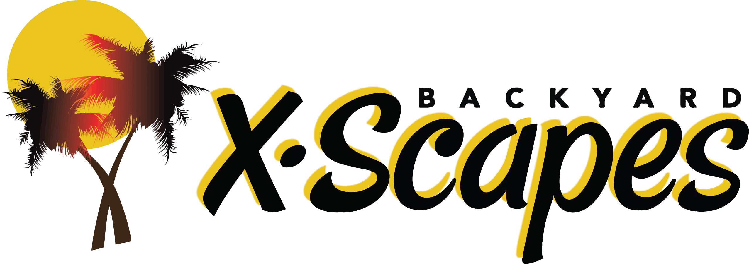 Backyard X-Scapes backyard x-scapes updates logo and launches new website | newswire