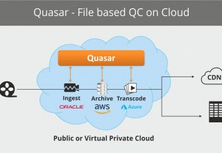 Quasar - File based QC on Cloud