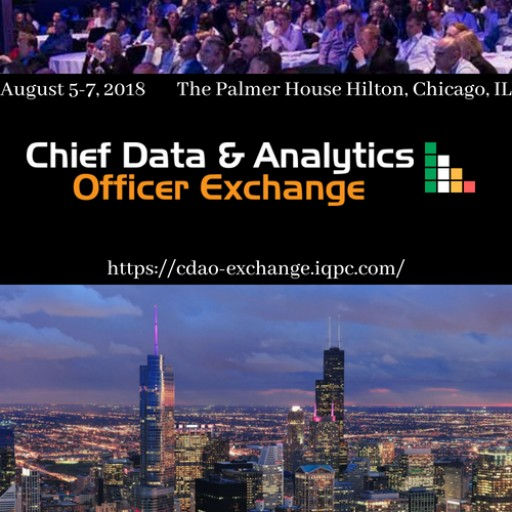 World-Class Speaker Lineup Announced for Chief Data & Analytics Officer Exchange