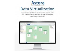Announcing Astera Data Virtualization