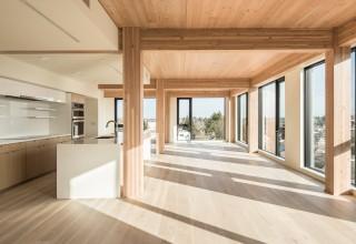 2019 WoodWorks Wood Design Award Winner: Multi-Family Wood Design