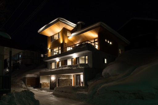 Hakuchōzan Named Japan's Best Ski Chalet for 2018