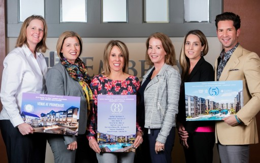 Embrey Management Services Earns Nine National Awards for Customer Satisfaction