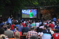 YUCHIP P6.25 Outdoor LED Display Rental In Budapest