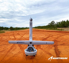 Martin UAV to Demonstrate Their Upgraded V-BAT at the Army Expeditionary Warrior Experiment