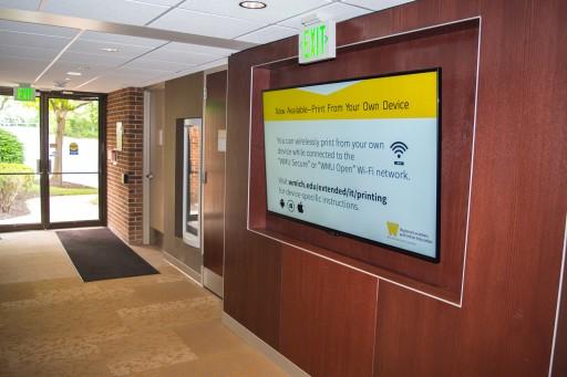 Western Michigan University Expands School Communications With Mvix Digital Signage
