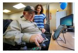 Giving independence to adults with disabilities through technology