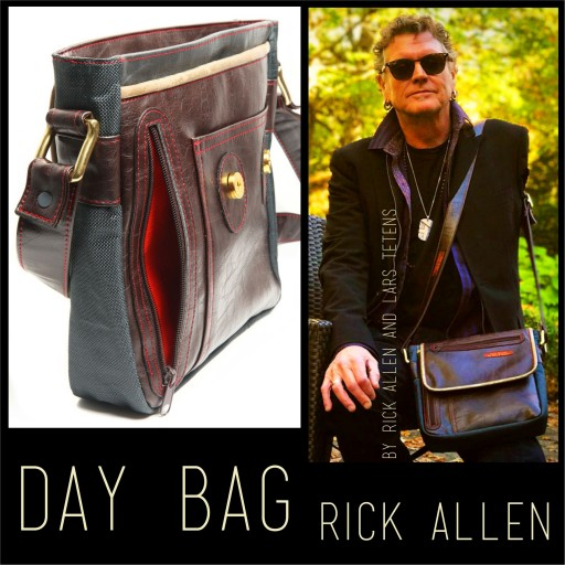 Rick Allen and Lars Tetens Join Forces to Kickoff a New Line of Luxury Handbags