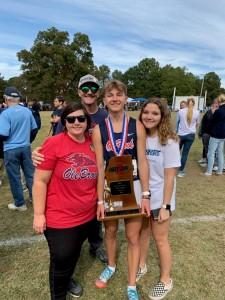The Britt Family of Brookhaven, Mississippi