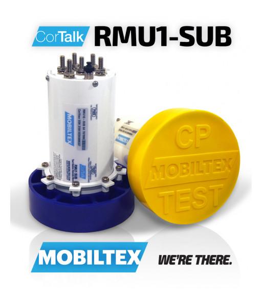MOBILTEX Launches the Cortalk RMU1-SUB — Subgrade Cathodic Protection Remote Monitor