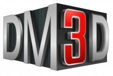 DM3D Logo