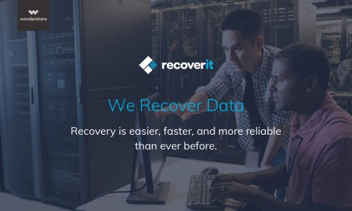Wondershare Releases Recoverit Free to Recover Up to 100 MB Data for Free