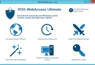 RDS-WebAccess 11.40 generates RDS-WebAccess Ultimate