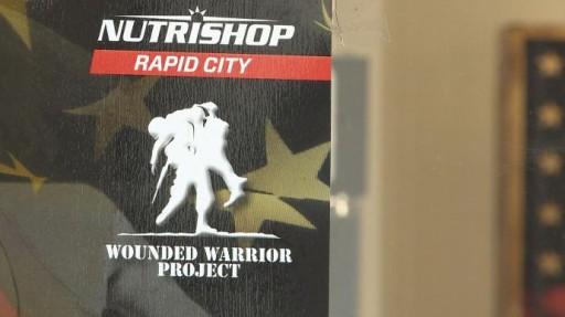 KOTA TV   Nutrishop challenge benefits Wounded Warrior Project